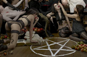 Agent Provocateur: 'season of the Witch' ad