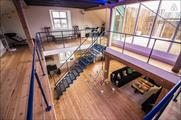The event will take place at a New York-style warehouse property (airbnb.co.uk)