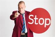 Al Murray: the comedian is a campaign ambassador for Stoptober