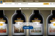 Aldi has begun selling wine online