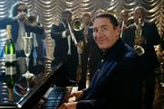 Jools Holland: stars in the Aldi Christmas 2014 ad