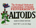 Altoids: Wrigley's snaps up