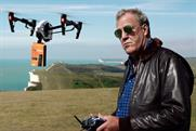 Jeremy Clarkson launches Amazon drones in new Fire Stick TV ad