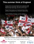 Amicus: patriotic campaign