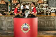 Amstel to open ice-bath pub in London
