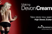 Ann Summers: poster cleared by the ASA
