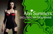 Ann Summers: revamped web site