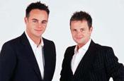Ant & Dec: new ITV contract