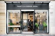The pop-up stocks London and Paris-based brands