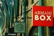 Giorgio Armani Beauty opens Covent Garden pop-up