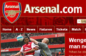 Arsenal.com: website relaunch
