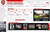 Your Arsenal: new online community