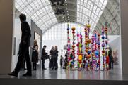 Art14 London drew artists, galleries and collectors from across the world