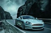 Aston Martin: cool brand