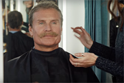 Aviva rails against bad drivers with the help of David Coulthard