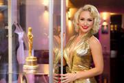 Kristina Rihanoff at Dressing Marylin launch