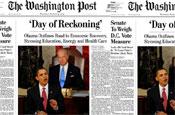 The Washington Post Company: 77% drop in profits