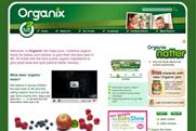 Organix: has hired TMW as its lead strategic and digital agency