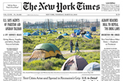 New York Times: profits fall