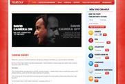Online strategy: Labour campaign targets David Cameron