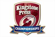 Kingstone Press: sponsors Rugby Football League