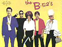 B52s: banned from MTV