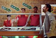 Subway: hiring Burger King marketer Manaaz Akhtar