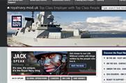 Royal Navy seeks digital agency
