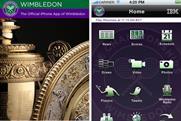 Wimbledon: tops the BR app chart