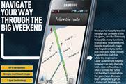 Samsung: creates content for Sport magazine