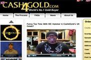 Cash4Gold ads to star MC Hammer and UK celeb