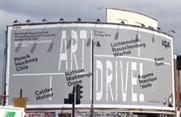 BMW Art Drive exhibition