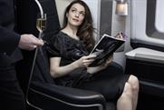 British Airways: revamps first class