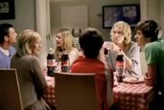 Coke: partners ITV for Saturday meal-time campaign