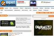 Expert Reviews: technology website from Dennis