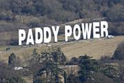 Paddy Power…seeking agency for its gaming websites