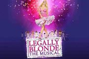 Legally Blonde The Musical: to be sponsored by Schwarzkopf