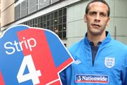 Rio Ferdinand: supporting Nationwide homelessness campaign