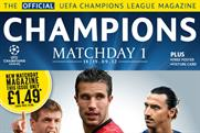 Champions Matchday: revamped magazine will now be published 12 times a year