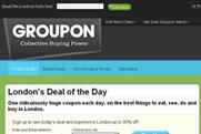 Groupon: reportedly rejected Google approach