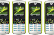 Motorola W233 Renew: available in the US through T-Mobile