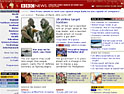 BBC Online: News site traffic has tripled