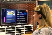 Remote control: choosing BBC iPlayer programmes through an EEG headset