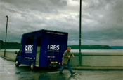 RBS: recent campaign featuring Isle of Skye fisherman