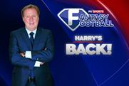 Harry Redknapp: features in ads for the Sky Sports Fantasy Football competition