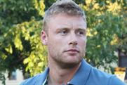 Flintoff: to star in Morrisons ad