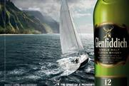 Glenfiddich: awe-inspiring scenarios in global ad campaign