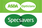 Asda: faces legal action from Specsavers