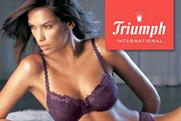 Triumph: raising profile in Europe and the UK