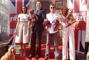 Britain's Got Talent: clips could be embedded in Tweets, accompanied by brand messages